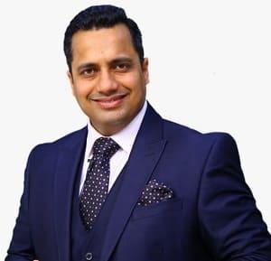 Success story of a common man: Vivek Bindra