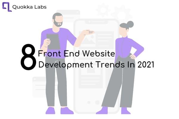 front-end-website-development-trends