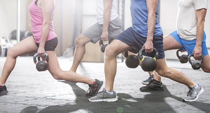 Weight Gaining Exercises