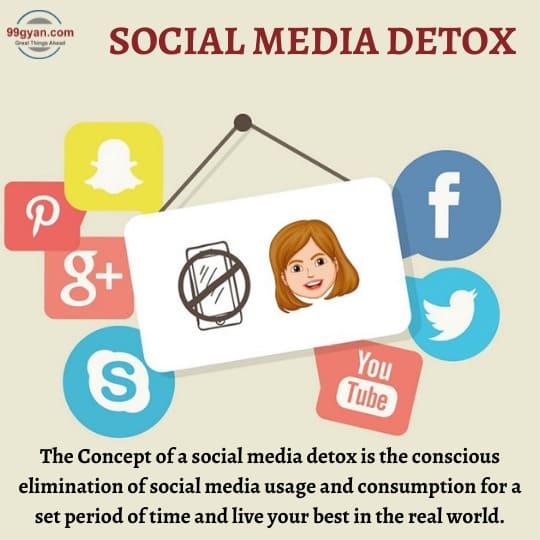 Five Easiest Ways Towards Social Media Detox